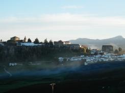 Sunrise at Ronda
