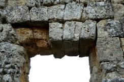 Amphitheatre detail